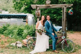 Lizzie & Marco Photography | Wildwood Floral Co